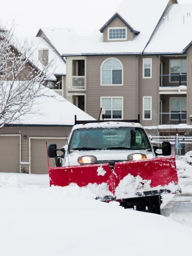 Plow Truck Vail Colorado