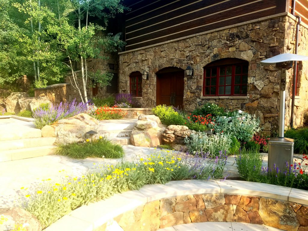 Sperry Ventures Landscaping Services Vail Colorado